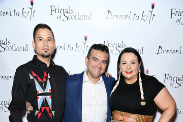 Buddy Valastro Dressed To Kilt Celebrity Fashion Show And Cocktail Party