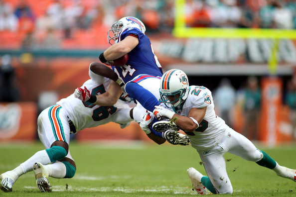 Buffalo Bills v Miami Dolphins - 1 of 3