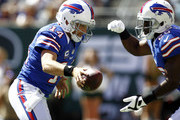 Ryan Fitzpatrick and C.J. Spiller Photos Photo