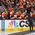 Danny Briere Photos - Former Philadelphia Flyer Danny Briere salutes the fans as he is honored for his retirement before the game against the Buffalo Sabres on October 27, 2015 at the Wells Fargo Center in Philadelphia, Pennsylvania. - Buffalo Sabres v Philadelphia Flyers