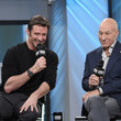 Hugh Jackman and Patrick Stewart Photos