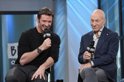 Hugh Jackman and Patrick Stewart Photos Photo