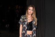 Immy Waterhouse at Burberry - LFW Fall 2017: The Can't-Miss Celeb Looks from the FROW
