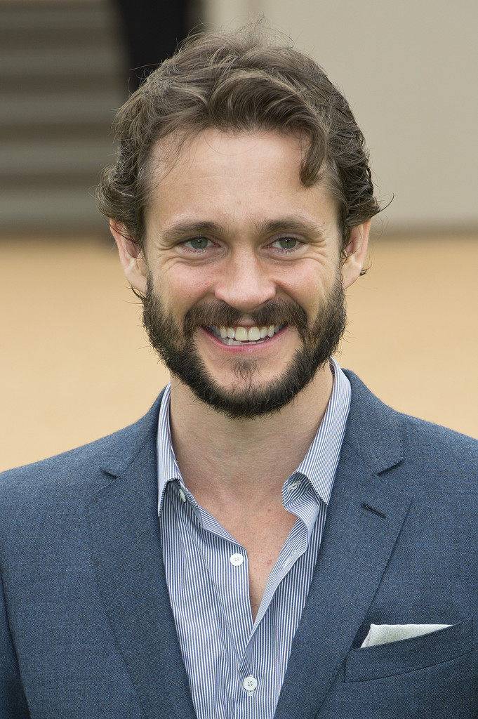 Hugh dancy burberry