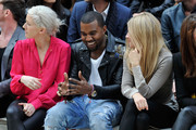 Kanye West Ellie Goulding Photos Photo