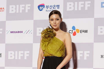 Park Si-Yeon Busan International Film Festival - Day 1