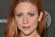 """Actress Brittany Snow attends the """"Bushwick"""" premiere on day 3 of the 2017 Sundance Film Festival at Library Center Theater on January 21, 2017 in Park City, Utah."""