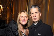 Anna Dello Russo and Stefano Tonchi attend the #BoF500 gala during Paris Fashion Week Spring/Summer 2020 at Hotel de Ville on September 30, 2019 in Paris, France.