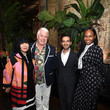 Tim Blanks and Imran Amed