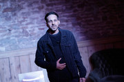 Dynamo during his performance at #BoFVOICES on November 30, 2017 in Oxford, England.