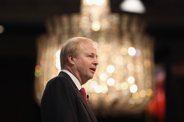 Bob Dudley Business Leaders And Politicians Attend The CBI Annual Conference