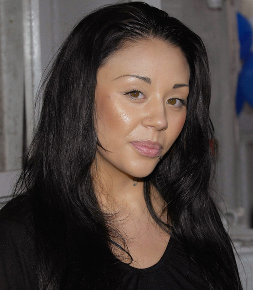 Mutya Buena Mutya Buena arrives for the Busking Cancer Launch Gig on HMS