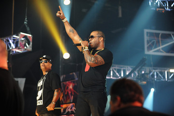 Busta Rhymes Spliff Star BET Hip Hop Awards 2012 - Audience and Show