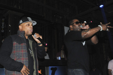 Busta Rhymes Spliff Star Greenhouse And Talent Resources Sports Host Super Sunday NOLA After Party