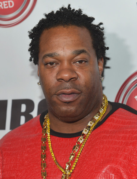 Busta Rhymes Steroids