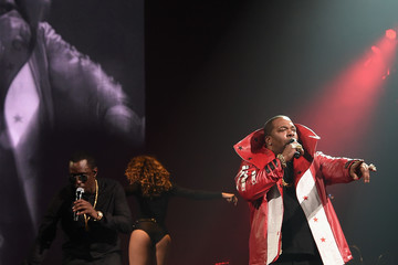 Busta Rhymes Puff Daddy And The Family Bad Boy Reunion Tour Presented By Ciroc Vodka And Live Nation - May 20