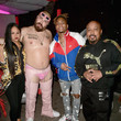 Buster Skrine Pink Party III Hosted By BABE And Tarte