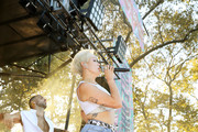 Betty Who performs onstage at Bustle's 2019 Rule Breakers Festival at LeFrak Center at Lakeside on September 21, 2019 in Brooklyn, New York.