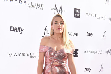 Busy Philipps Minnie Mouse at Fashion LA Awards