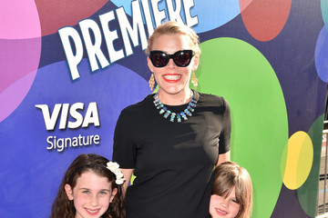 Busy Philipps Premiere of Disney-Pixar's 'Inside Out' - Red Carpet