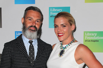 Busy Philipps Marc Silverstein Young Literati Of The Library Foundation Of Los Angeles' 7th Annual Toast