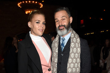 Busy Philipps Marc Silverstein 'How To Be Single' New York Premiere - After Party