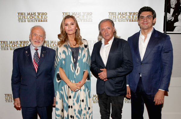 'The Man Who Unlocked The Universe' Premiere
