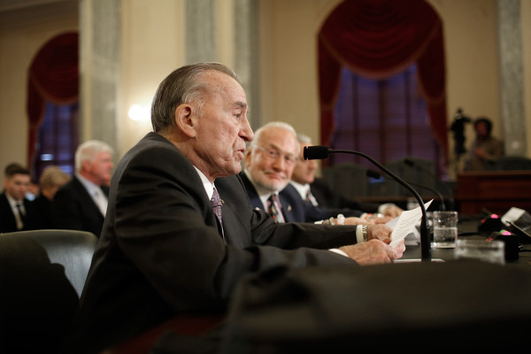 Former Astronauts Testify To Senate Committee On Space Exploration Goals