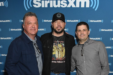 Buzz Brainard Jason Aldean Performs Live On SiriusXM's The Highway From The Opry City Stage In New York City