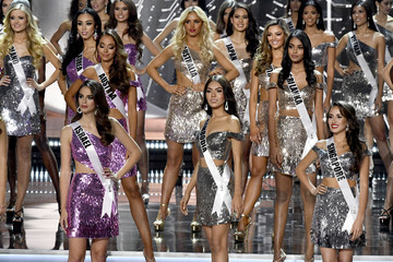By Sotheary Adar Gandelsman The 2017 Miss Universe Pageant