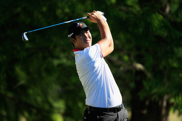 Byeong-Hun An FedEx St. Jude Classic - Round One