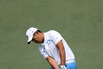 Byeong-Hun An The Masters - Round Three