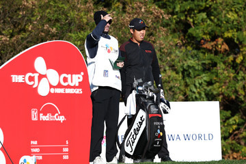 Byeong-Hun An The CJ Cup - Round One