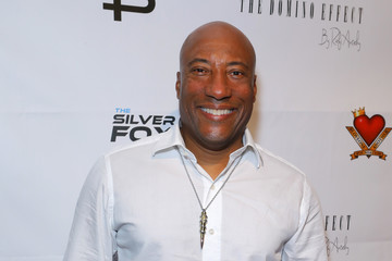 Byron Allen Tay Da Prince 'Love One Another' Music Video Shoot Featuring John Legend