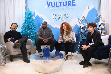 Byron Bowers The Vulture Spot At Sundance - DAY 3