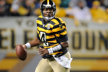 Byron Leftwich Baltimore Ravens v Pittsburgh Steelers