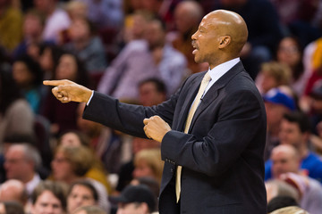 Byron Scott Los Angeles Lakers v Cleveland Cavaliers