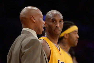 Byron Scott Cleveland Cavaliers v Los Angeles Lakers