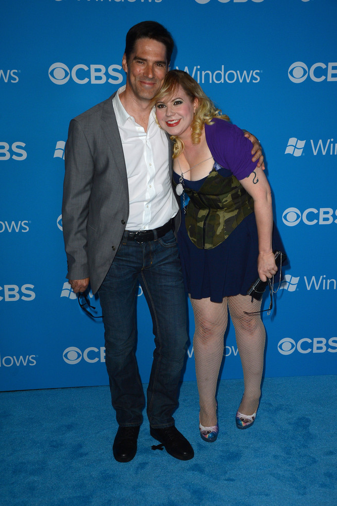 Kirsten Vangsness Photos Photos - CBS 2012 Fall Premiere ...