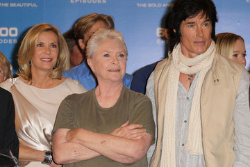 "Ronn Moss Katherine Kelly Lang CBS' ""The Bold And The Beautiful"" 6,000th Episode Celebration"