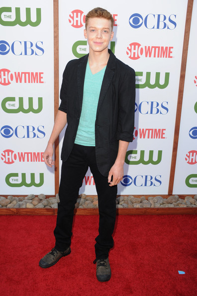 Actor Cameron Monaghan arrives at the TCA Party for CBS, The CW and Showtime held at The Pagoda on August 3, 2011 in Beverly Hills, California.