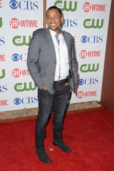 Actor Hill Harper arrives at the TCA Party for CBS, The CW and Showtime held at The Pagoda on August 3, 2011 in Beverly Hills, California.