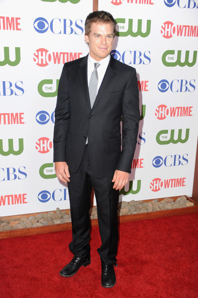 Actor Michael C. Hall arrives at the TCA Party for CBS, The CW and Showtime held at The Pagoda on August 3, 2011 in Beverly Hills, California.