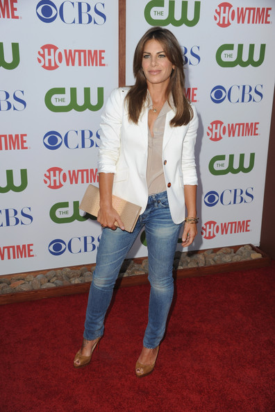 Jillian Michaels arrives at the TCA Party for CBS, The CW and Showtime held at The Pagoda on August 3, 2011 in Beverly Hills, California.