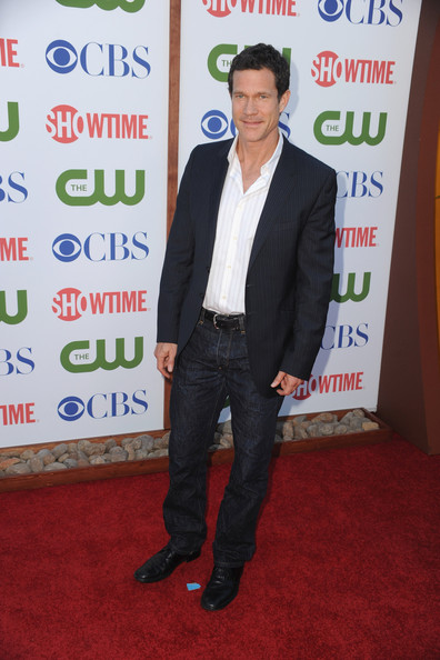 Actor Dylan Walsh arrives at the TCA Party for CBS, The CW and Showtime held at The Pagoda on August 3, 2011 in Beverly Hills, California.