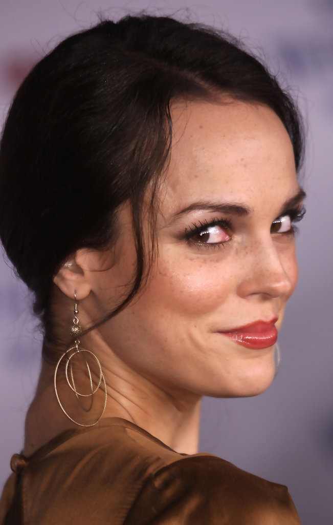 Erin Cahill Photos Photos Cbs Celebrates The Quot Ghost