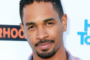 "Damon Wayans Jr. attends the CBS Social Happy Hour Viewing Party for ""The Neighborhood"" And ""Happy Together"" at Estrella on October 1, 2018 in West Hollywood, California."