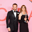 Carine Roitfeld and Tom Ford