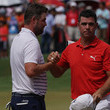 Marc Leishman and Gary Woodland