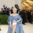 CL The 2021 Met Gala Celebrating In America: A Lexicon Of Fashion - Arrivals